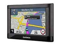NEW in BOX Garmin Nuvi 42 4.3 Inch GPS Sat Nav