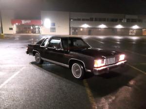 1986 Ford Crown Victoria LTD