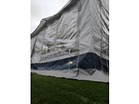 1/6 DWT Zelte Porch Free Standing Awning 4m x 2.5m