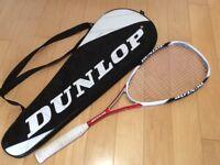 Dunlop AeroGel Tour Plus Carbon Fibre Squash Racket