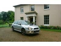 Subaru Impreza wrx Estate