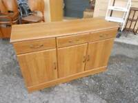 Sideboard - Quality 3 Drawer and 3 Door Sideboard