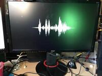 Gaming monitor acer predator 144hz 24inch
