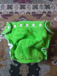 20 XL Cloth Diapers and Inserts