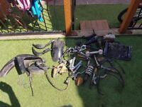 Aprillia chesterfield various parts