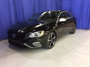 2016 Volvo S60 T6 R-Design AWD 6 YEAR/160,000 CERTIFIED PRE-OWNE