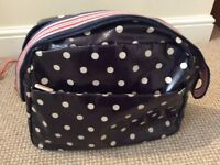 Cath Kidston changing bag + accessories