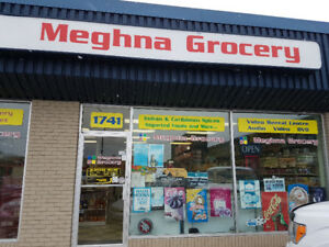 Meghna Grocery - Meats and Ethnic Foods Store For Sale WINNIPEG