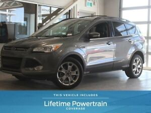 2013 Ford Escape SEL-Moon Roof-Heated Leather Seats-Power Liftga