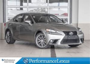 2015 Lexus IS 250 AWD PREMIUM PACKAGE!