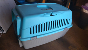 Small hard dog crate