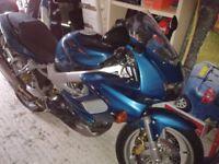 2001 Honda VTR 1000 Firestorm