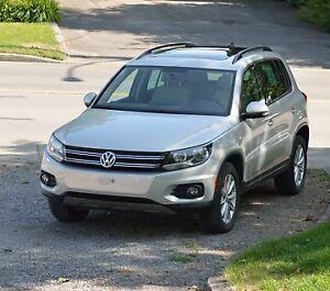 2014 Volkswagen Tiguan Comfortline VUS
