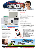 FREE Wireless Alarm Systems