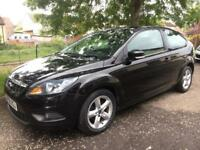 59 Reg Ford Focus 1.6 TDCI ZETEC (TURBO DIESEL NEW SHAPE)eg astra 308 mondeo vectra passat golf a3