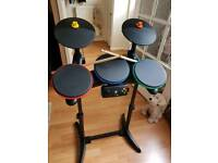 Drum kit for xbox360