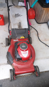 Craftsman self-propelled lawn mower. $50 obo.