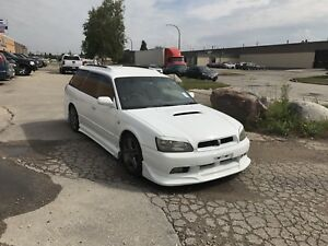 2000 Subaru Legacy GT Twin Turbo Safetied