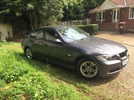 BMW 3 series 318i 2007 Petrol Met Grey