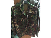 Genuine Military Shirts and Jumper