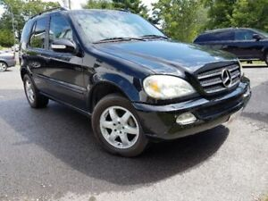 2003 Mercedes ML 500, MVI Till 2018, for sale or trade