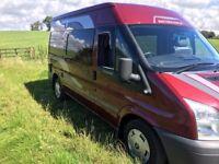 Ford Transit 110 T280 Motor Caravan Motorhome (Campervan) 2007 (07) 2198cc FWD