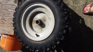 snowblower tires Carlisle