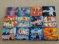 Clubland Music CD Collection