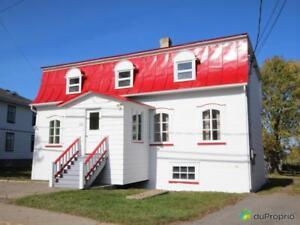 195 000$ - Maison 2 étages à vendre à L'Islet (L'Islet-Sur-Me