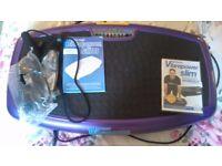 Vibrapower slim board and acessories