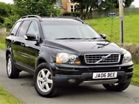 7 SEATER!! VOLVO XC90 2.4 SE AWD 5DR - FULL LEATHER - ALLOYS - 12 MONTHSM MOT 6 MONTHS WARRANTY