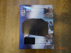 Grill Mate Heavy Duty Polyester BBQ Cover New in Box