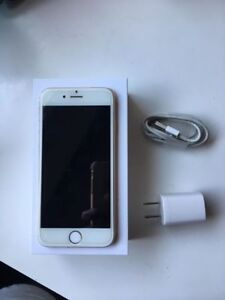 Selling my iphone6 (gold) 64G Unlocked. (non-negotiable)