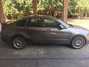 2010 Ford Focus SES