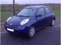 2003 NISSAN MICRA 1.5 DCI, FSH, FREE DELIVERY - WARRANTY AVAILABLE