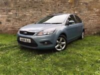 FORD FOCUS 1.6 DIESEL ZETEC £30 ROAD TAX LONG MOT