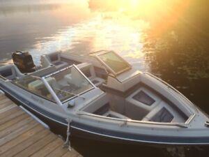 15.6FT Bowrider boat for sale