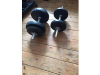 Gym Weights 20£