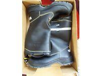 Sievi Mens Safety Boots Size 14 - AL GT Fire XL + F1 PA