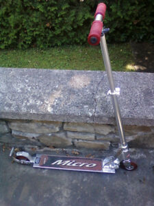 TROTINETTE MICRO SCOOTER