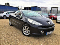 Peugeot 207 CC 1.6 16v 120 Coupe Sport Convertible Deliver PX Swap welcome