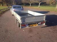 Ifor Williams 10 x 6 double drop side excellent condition