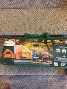 Lots  of camping gear! 3man 7x6ft tent, coleman