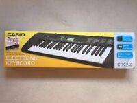 Casio Keyboard CTK240