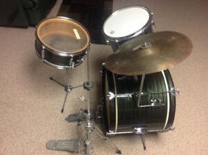 Toledo 1960 drums