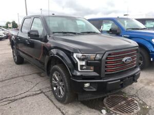 2017 Ford F-150 LARIAT - Demo