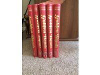 Golden hands volumes 1-5