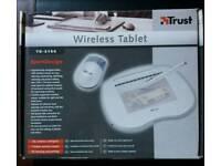 Wireless tablet