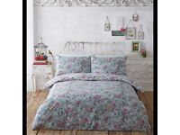 Matthew Williamson double duvet cover and pillowcases - new&unopened
