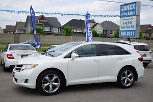 2014 Toyota Venza ACCIDENT FREE   XLE   PANO ROOF   LEATHER INT
